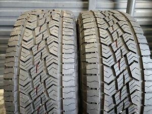 2 255 55 19 Continental Terrain Contact 90 Tread No Patches