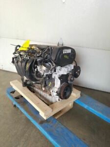 Engine 1 8l Vin H 8th Digit Opt Luw Manual Transmission Fits 11 15 Cruze 208783