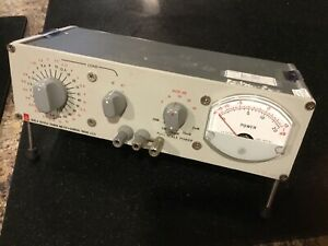Gr 1840a Output Power Meter General Radio Genrad 1840 a Tested Working