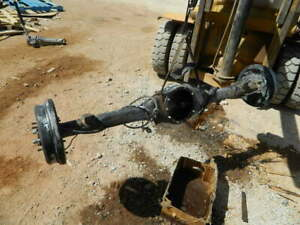 Toyota Tacoma T100 Rear End Differential Axle Carrier Housing With Axles Only