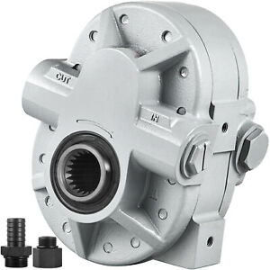 Hydraulic Tractor Pto Pump 13 7 Gpm 1000 Rpm 21 Tooth 9 8903 3