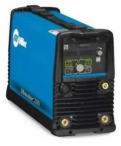 Miller Electric 907538 Tig Welder Maxstar 280 With Cps Series 208 To 575vac