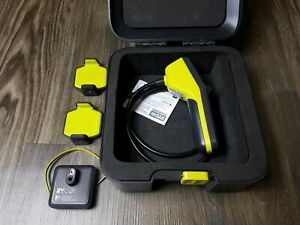 Ryobi Es5000 Phone Wireless Inspection Scope Camera With Two 2 Es9400 And Case