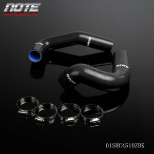 Gplus For 1955 1957 Chevy Small Block 150 210 V8 Silicone Radiator Hose Black