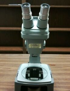 Vintage Bausch Lomb Stereozoom Microscope 10x 0 7x 3