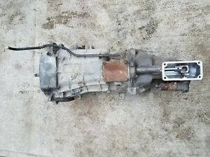 93 1993 T56 6 Speed Manual Borg Warner Lt1 Lt4 Transmission Camaro Firebird