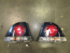 Jdm Toyota Altezza Sxe10 Oem Tail Lights With Covers Lexus Is300
