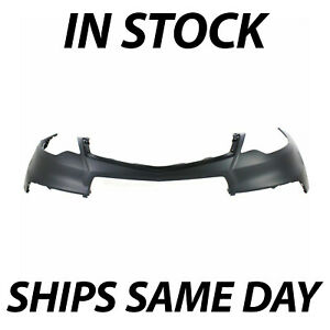 New Primered Front Upper Bumper Cover For 2007 2008 2009 Acura Rdx 07 08 09