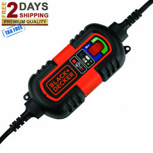 Automatic Battery Charger Maintainer Tender 6v 12v Motorcycle Atv Boat Car