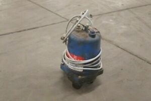 Goulds 1 2 Hp Gould Sewage Pump 230v Submersible Ejector Model Ws0512a