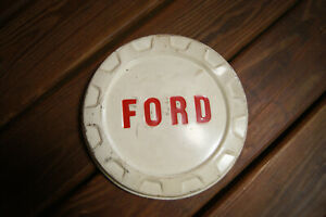 1960 S Ford Truck Dog Dish Hubcap 10 Inch