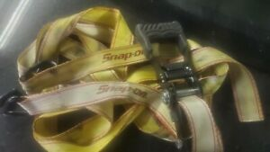 Snap On Tie Downs Ratcheting Straps