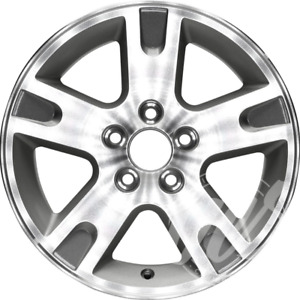 16 New Replacement Alloy Wheel Rim Fits Ford Explorer 2002 2003 2004 2005