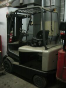 Crown 5 000 Lb Electric Fc4500 Forklift 4 Th Hydrualic Valve