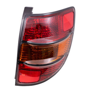 Tail Light Fits 03 08 Pontiac Vibe Passenger Quarter Mounted Taillamp Assembly