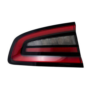 Driver Tail Light Assembly For 15 19 Dodge Charger Body Quarter Mounted Lamp