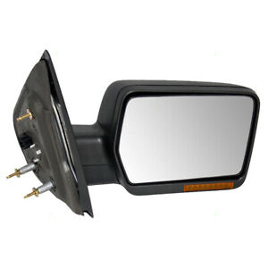Power Door Mirror Fits 2007 2008 Ford F150 Pickup Passenger Side Heated Signal