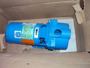 Goulds Water Technology Gt153 pump Centrifugal 1 1 2 Hp 208 240 480 V 3 Ph