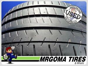 1 Michelin Pilot Super Sport Rft 285 30 20 Used Tire 96 Rmng No Patch 2853020