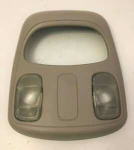 Overhead Console In Stock Replacement Auto Auto Parts