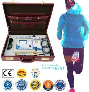 Lllt Pre programmed Therapeutic Laser Physiotherapy Equipment Ce Certified Unit