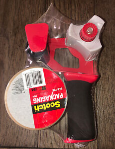 Scotch Packaging Tape Gun New Factory Sealed