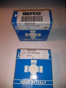 Befco Category 3 Cross Bearings 2
