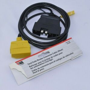 Equus Innova Electronics 3149 Ford Obdi Extension Cable 6 For Scanner