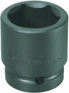 1 Drive Shallow Impact Sockets 6 Point Sae Black Industrial Finish Williams