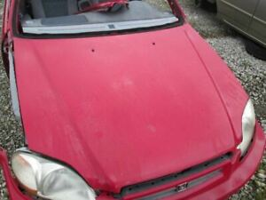 Hood Has Dings Fits 96 98 Civic 279654