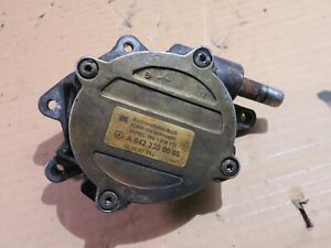 2007 2009 Dodge Sprinter 2500 3 0l Diesel Engine Motor Brake Vacuum Pump Oem