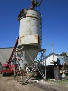 Carter Day 144rj96 Bag House Up To 30 000 Cfm Dust Collector