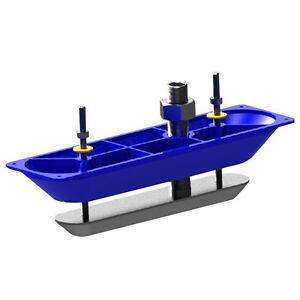 Lowrance Stainless Steel Thru-hull For LSS-2 Structure Scan HD