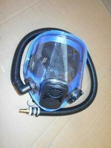 Allegro 9901 Full Face Mask For Supplied Air Respirator System