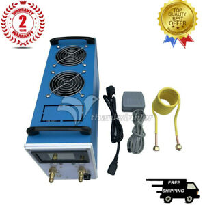 2800w Zvs Induction Heater With Overload Protection Pedal Switch Regular Version