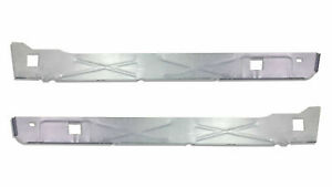 2007 2015 Chevy Silverado Sierra Two Door Inner Rocker Panels New Pair