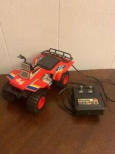 Vintage Corded Remote Control Four Wheeler Atv 200