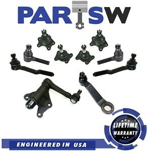 Front Steering Suspension Kit For Toyota 4runner T100 Pickup New Complete