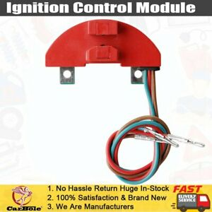 New Distributor 605 Ignition Sending Module Unilite E Spark Replacement Mallory