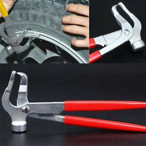 Car Tire Repair Wheel Weight Balance Balancer Tyre Hammer Pliers Accessorie Tool