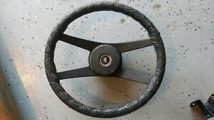 1970 81 Camaro Steering Wheel 4 Spoke Chevelle Nova Chevy Ss Oem Sport
