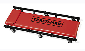 Craftsman 40 Creeper With Metal Frame