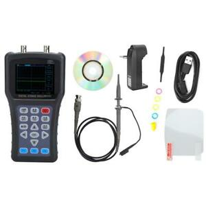 Jds6031 Digital Oscilloscope 1ch 30m 200msa S With Usb Charger Probe Cable