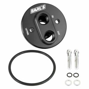 Earl s Performance Remote Oil Filter Adapter