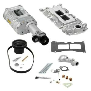 Weiand 6502 1 142 Blower Pro Street Supercharger Kit Chevy Small Block V8