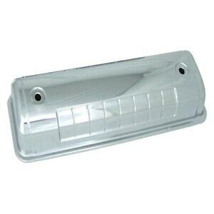 Racing Power Company R7541 Steel Valve Covers Ford Y Block V8