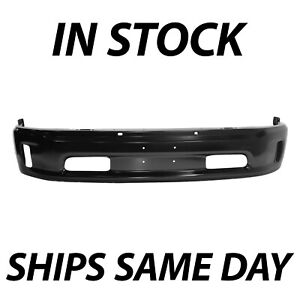 New Primered Steel Front Bumper Face Bar For 2013 2018 Ram 1500 Series Pickup
