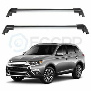 For Mitsubishi Outlander 2018 Sport Roof Rack Cross Bars Luggage Carrier Cargo