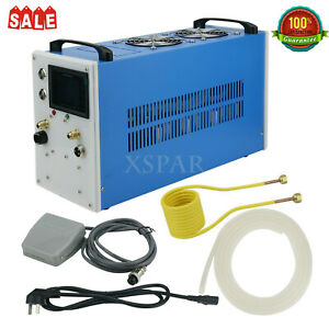 Zvs Induction Heater With Overload Protection Pedal Switch Regular Version 2800w
