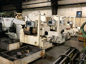 Cincinnati 220 8 Centerless Grinder With Cnc Infeed Slide 4 Available